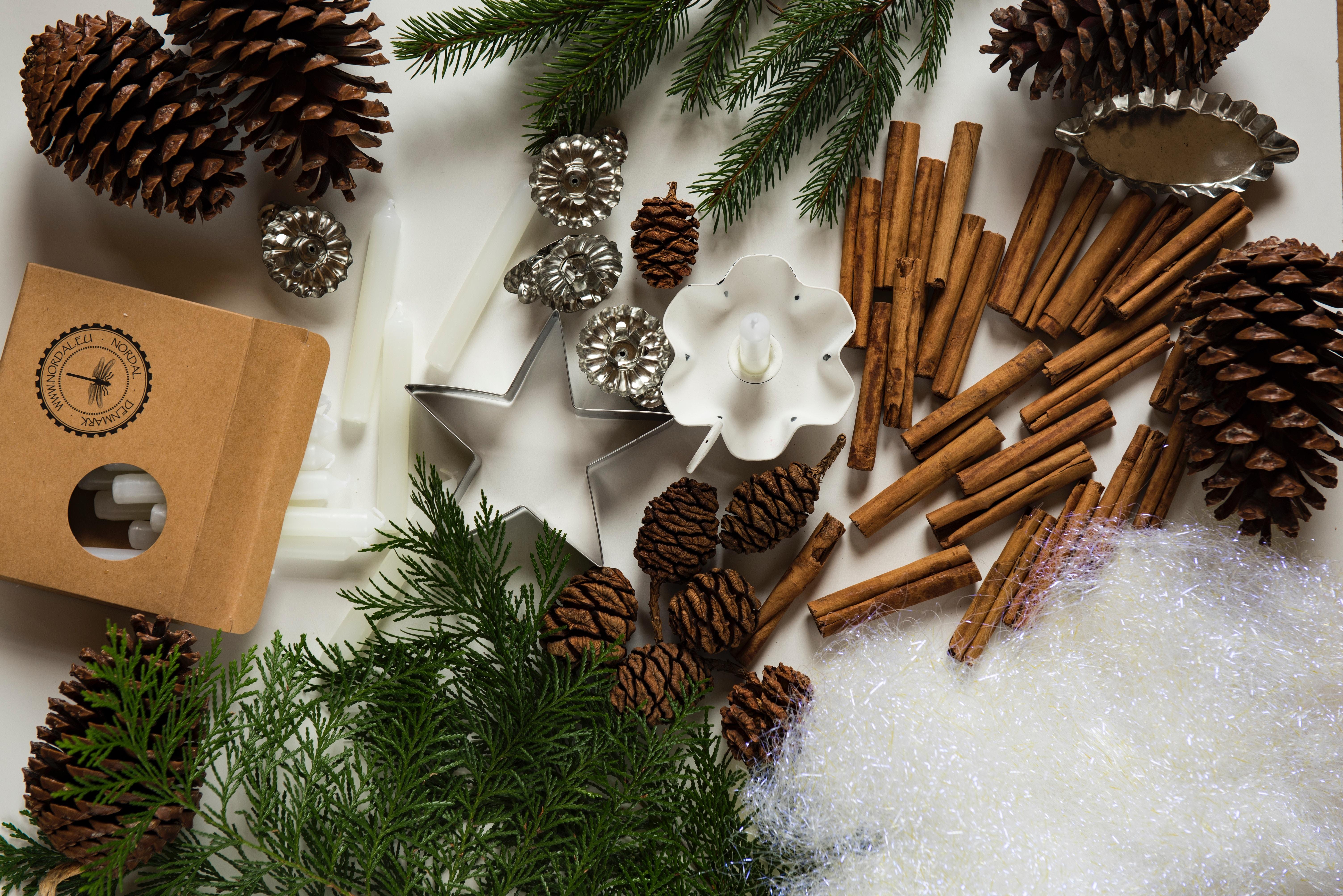 Dec 2018 Meeting: Christmas Crafts