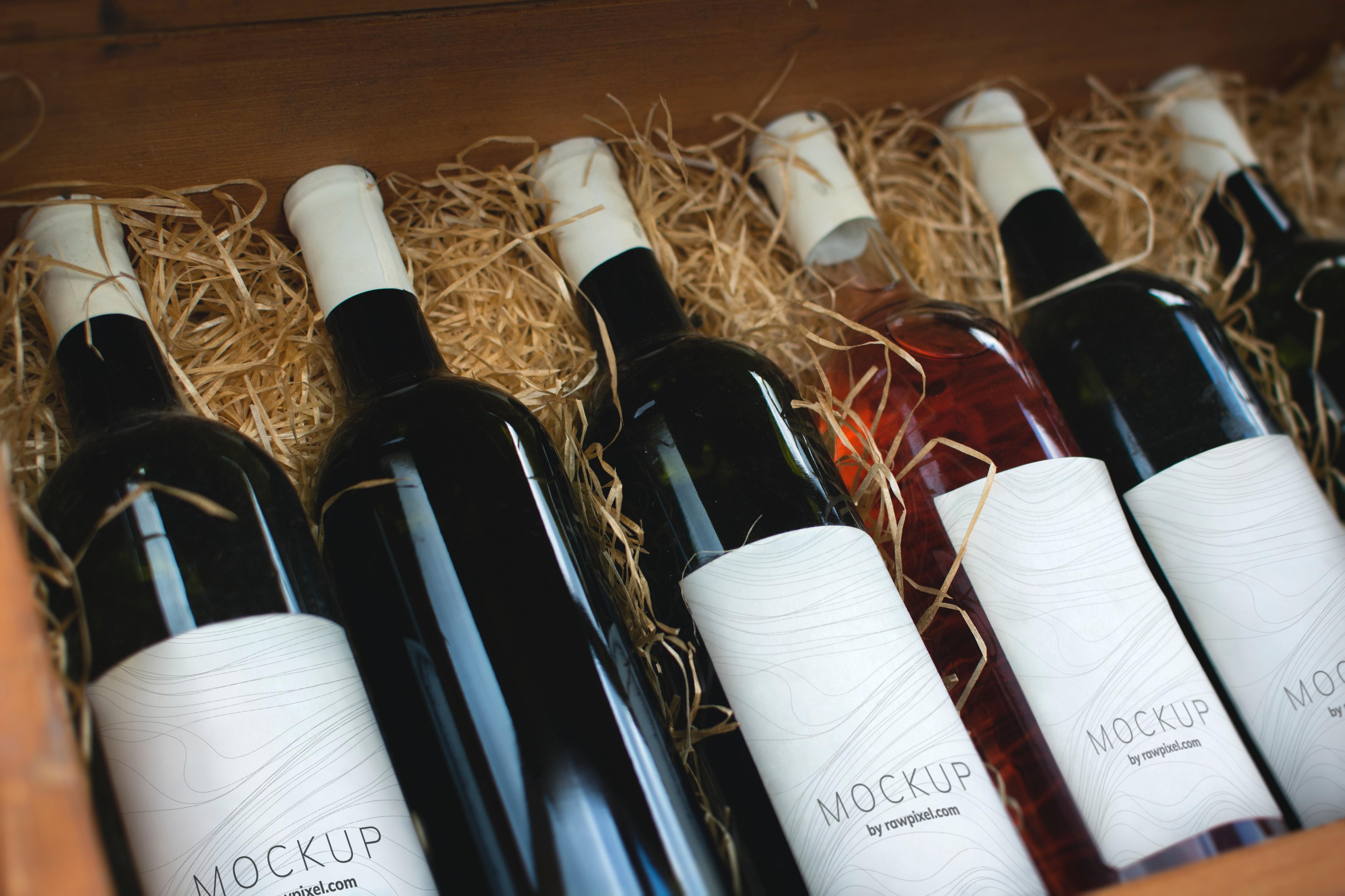 October 2019 Meeting: Red Wine Tasting