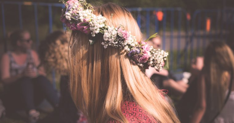 June 2019 Meeting: Flower Crowns