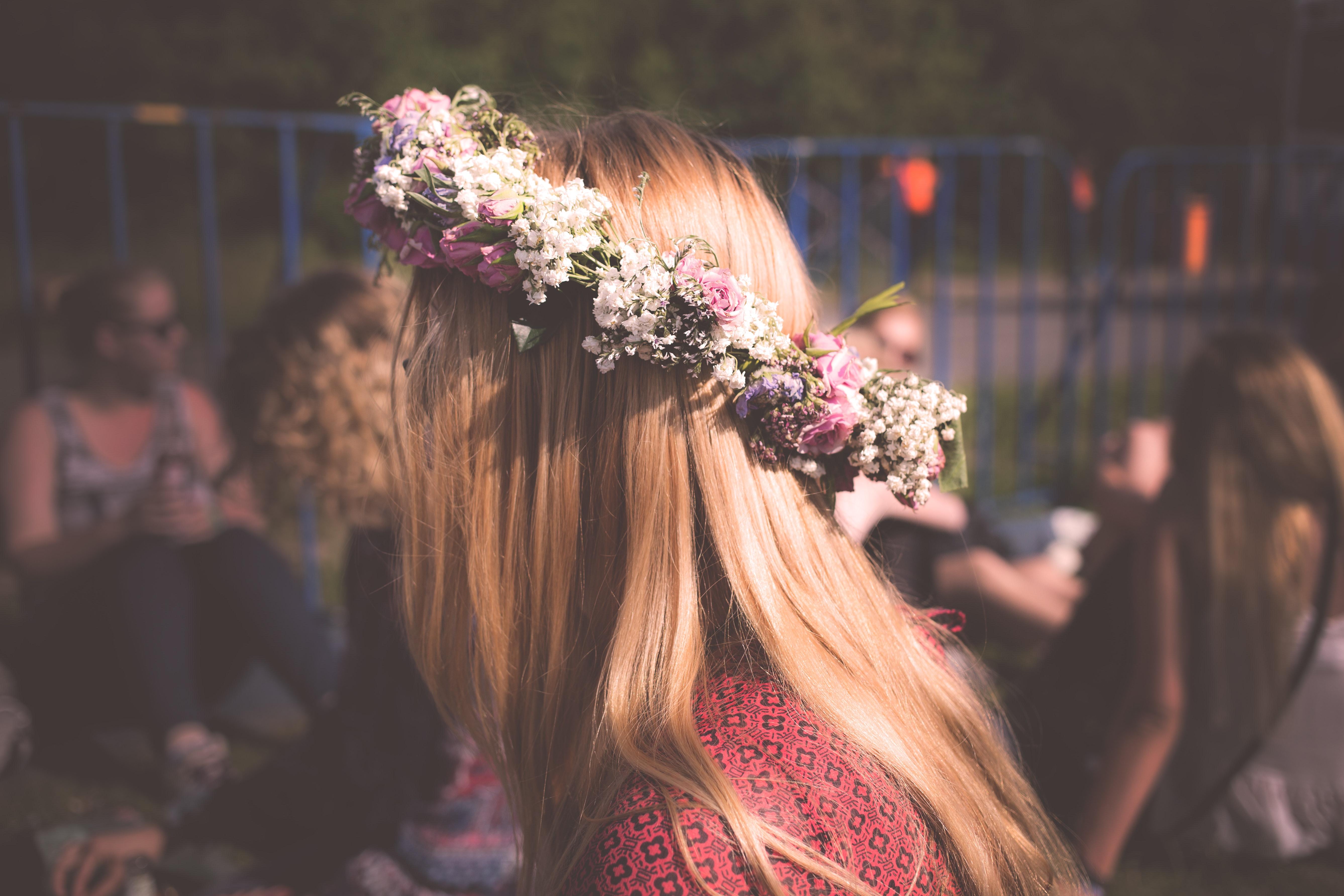 June 2019 Meeting: Flower Crowns
