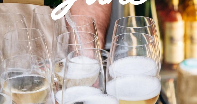 June 2020 meeting: Fizz tasting