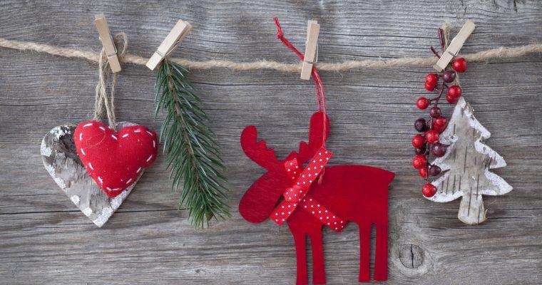December 2019 Meeting: Christmas Crafts