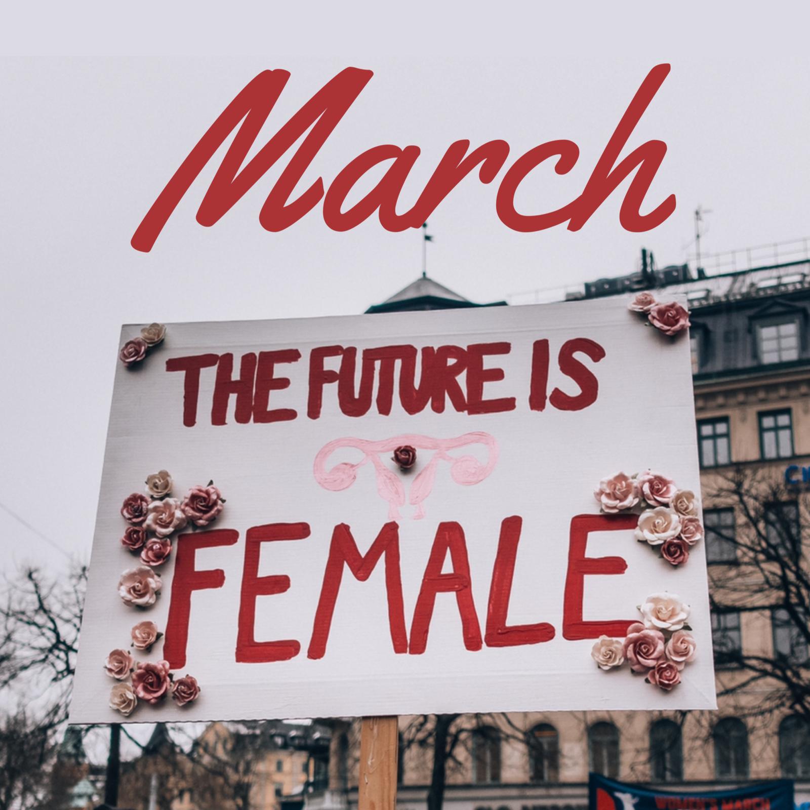March 2020 meeting: International Women's Day Panel