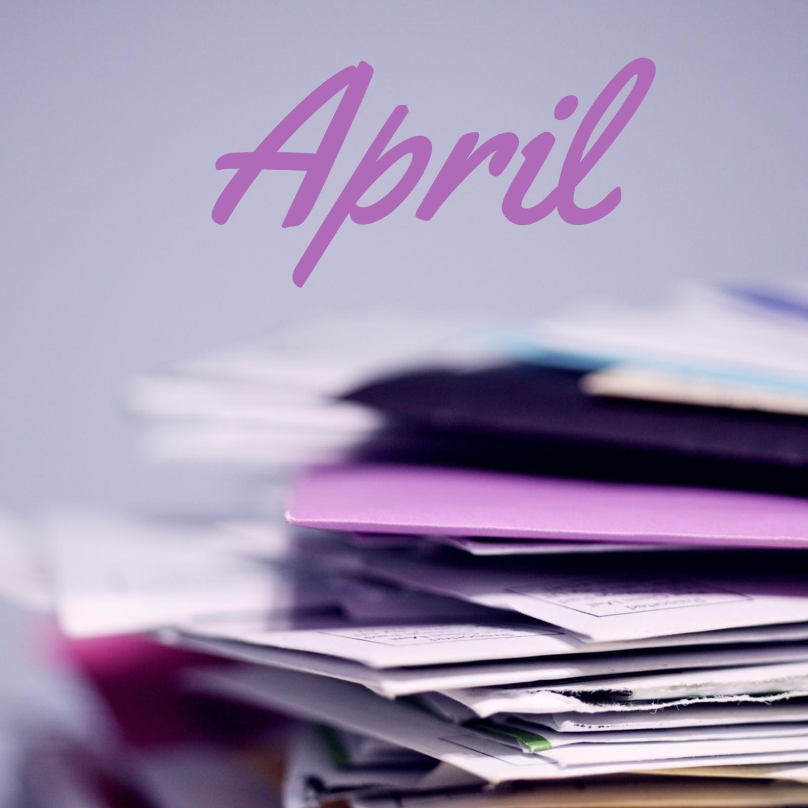 April 2020 meeting: Decluttering & simplifying your home